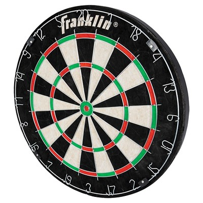 Franklin Sports 18  Pure Bull Bristle Dartboard