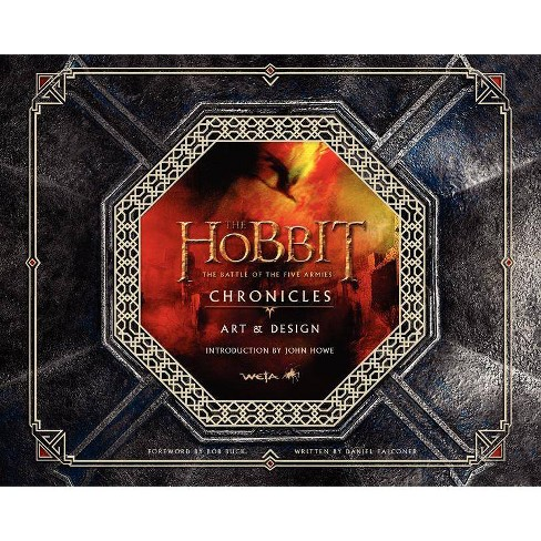The Hobbit: The Battle of the Five Armies (Hardcover) by Daniel Falconer - image 1 of 1