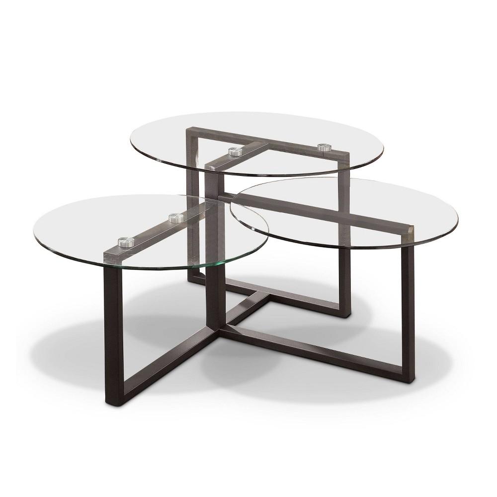 Best Muria Multi Top Design Coffee Table Blue - miBasics