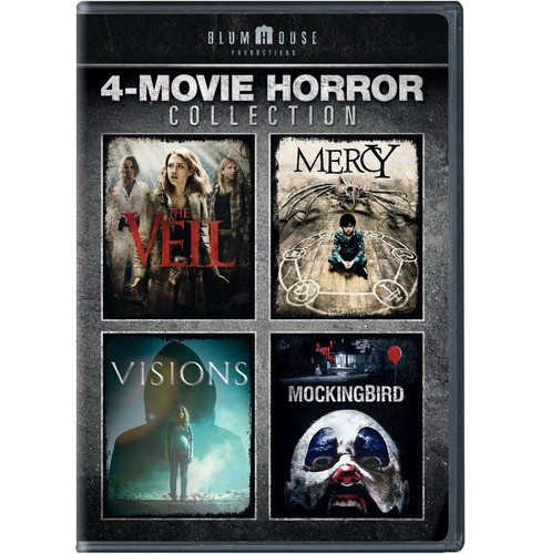 Blumhouse 4 Movie Horror Collection (DVD) - image 1 of 1