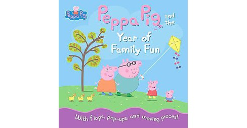Peppa Pig and the Year of Family Fun (School And Library) - image 1 of 1