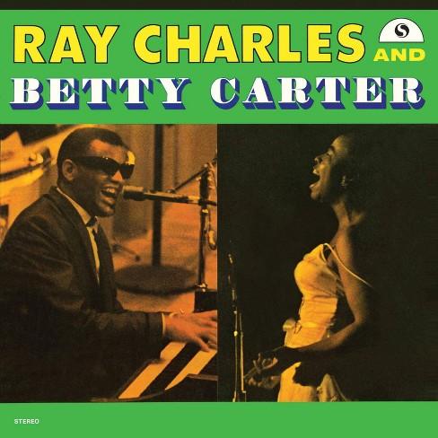Ray Charles - Ray Charles & Betty Carter (Vinyl) - image 1 of 1