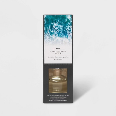 2.02 fl oz Cerulean Surf and Sea Oil Reed Diffuser - Threshold™