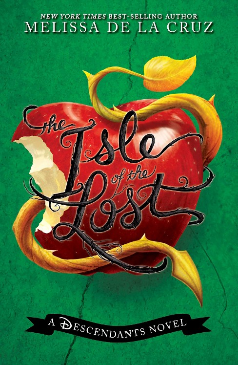 The Isle of the Lost ( The Descendants) (Hardcover) by Melissa De La Cruz - image 1 of 1