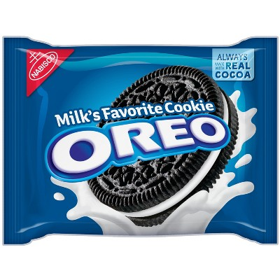 Oreo Original Chocolate Sandwich Cookies - 14.3oz
