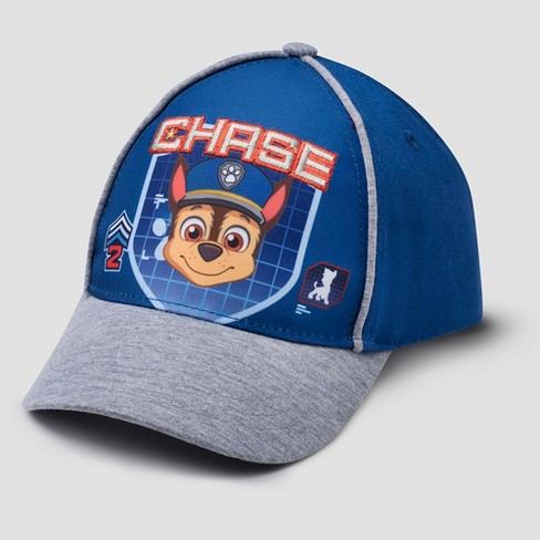 Toddler Boys  PAW Patrol Chase Baseball Hat - Blue One Size   Target 60c6e6a25c09