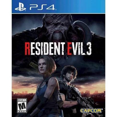 Resident Evil 3 Playstation 4 Target