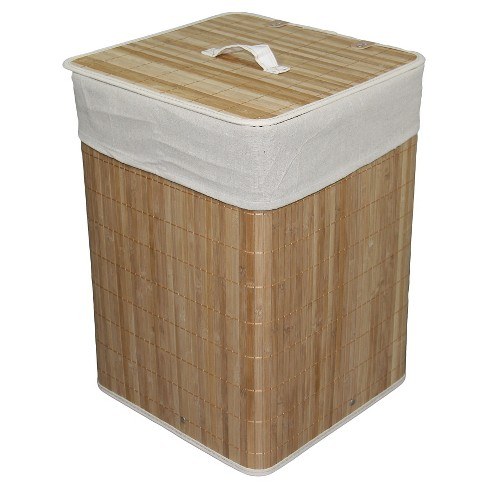 ORE International Square Folding Hamper - image 1 of 3