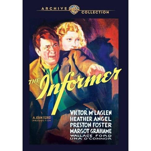 The Informer (DVD) - image 1 of 1