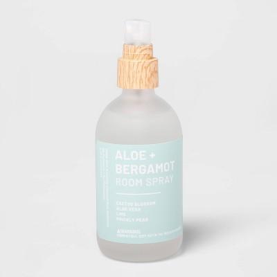 3.3 fl oz Wellness Essential Oil Room Spray Aloe & Bergamot - Project 62™