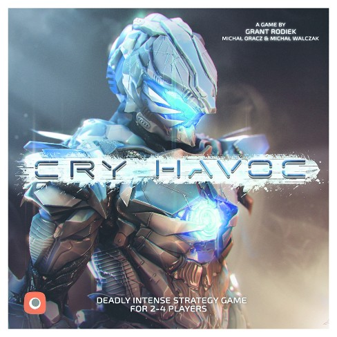 Cry Havoc Board Game - image 1 of 4
