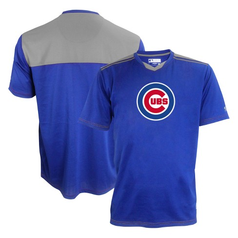 super popular 0bba3 6c5fd Chicago Cubs Men's Team Logo Pullover Practice Jersey - L