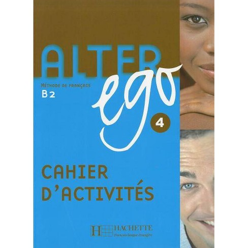 Alter Ego 4 - by  Annie Berthet (Paperback) - image 1 of 1