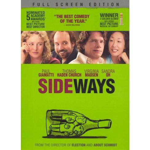 Sideways (P&S) (dvd_video) - image 1 of 1
