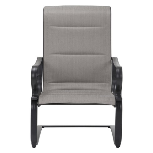 It S A Snap 2pk Padded Sling Motion Chairs Brown Gray Cosco Outdoor Living Target