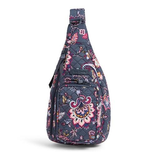 Vera Bradley Women's Cotton Mini Sling Backpack - image 1 of 4