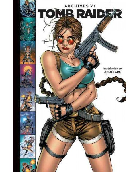 Tomb Raider Archives 1 (Hardcover) (Dan Jurgens) - image 1 of 1