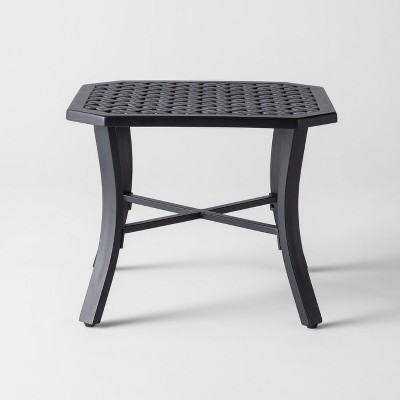 Incroyable Chester Aluminum Octagon Patio Side Table   Threshold™