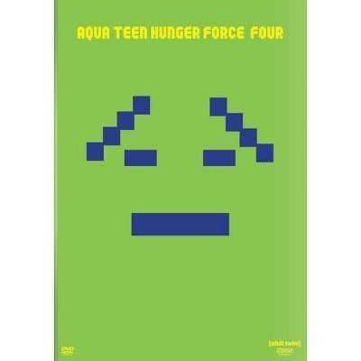 Aqua Teen Hunger Force: Volume Four (DVD)(2005)