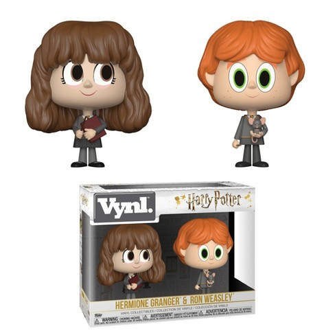 Vynl. Harry Potter 2pk - Hermione Granger & Ron Weasley - image 1 of 3