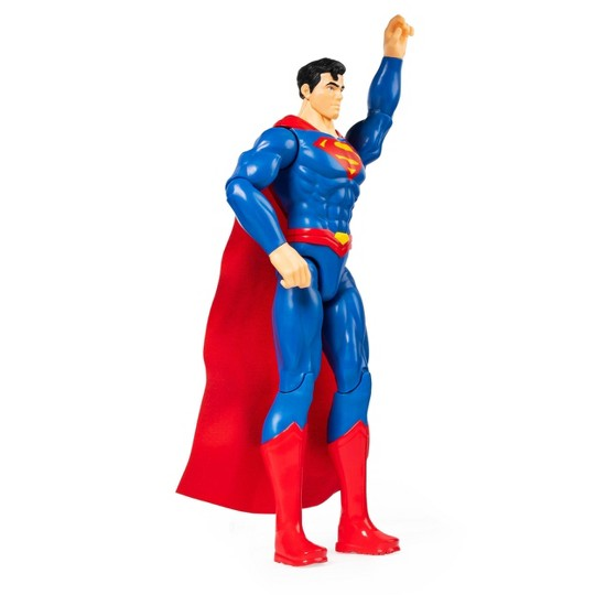 "DC Comics Superman 12"" Action Figure image number null"