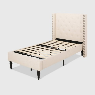 Tourmaline Contemporary Upholstered Bed  - Christopher Knight Home