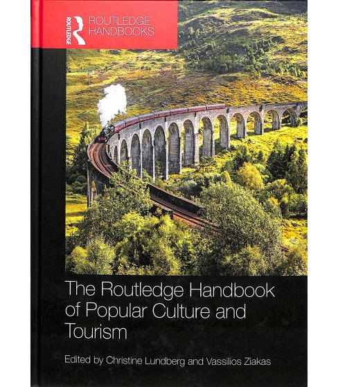 Routledge Handbook of Popular Culture and Tourism -  (Hardcover) - image 1 of 1