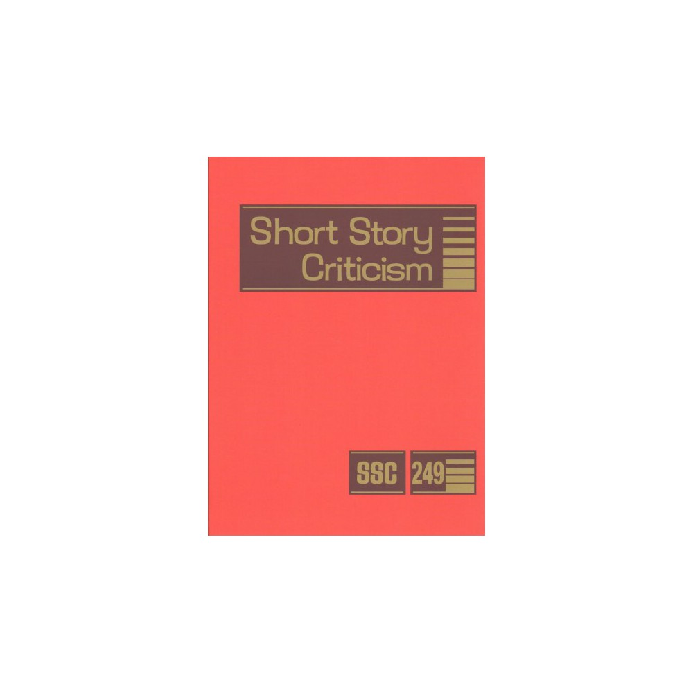 Short Story Criticism (Hardcover)