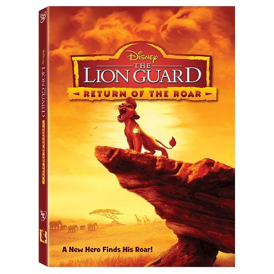 The Lion Guard - Return Of The Roar (DVD)