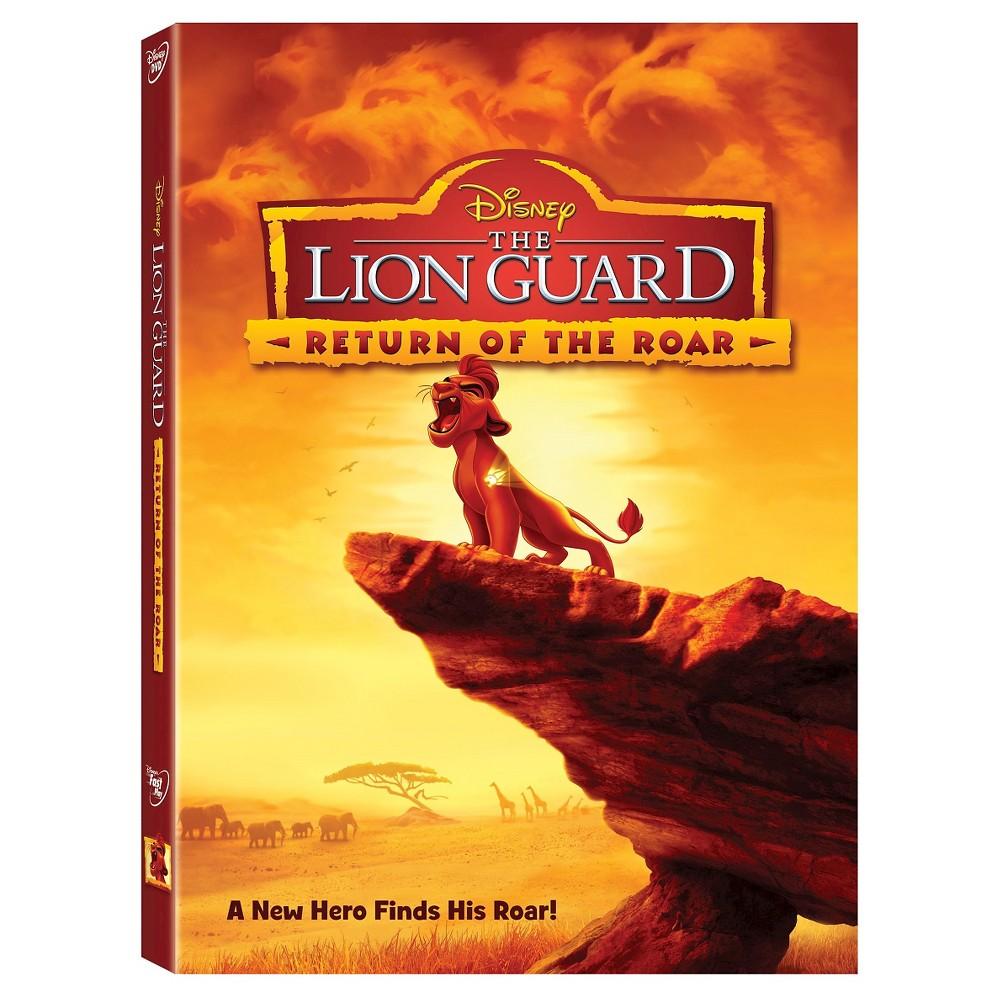 The Lion Guard - Return Of The Roar (Dvd)
