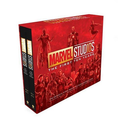 Marvel Studios : The First Ten Years; the Definitive Story Behind the Blockbuster Studio - ILL  - image 1 of 1