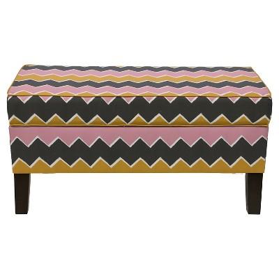 Mila Storage Bench   Cloth U0026 Co : Target