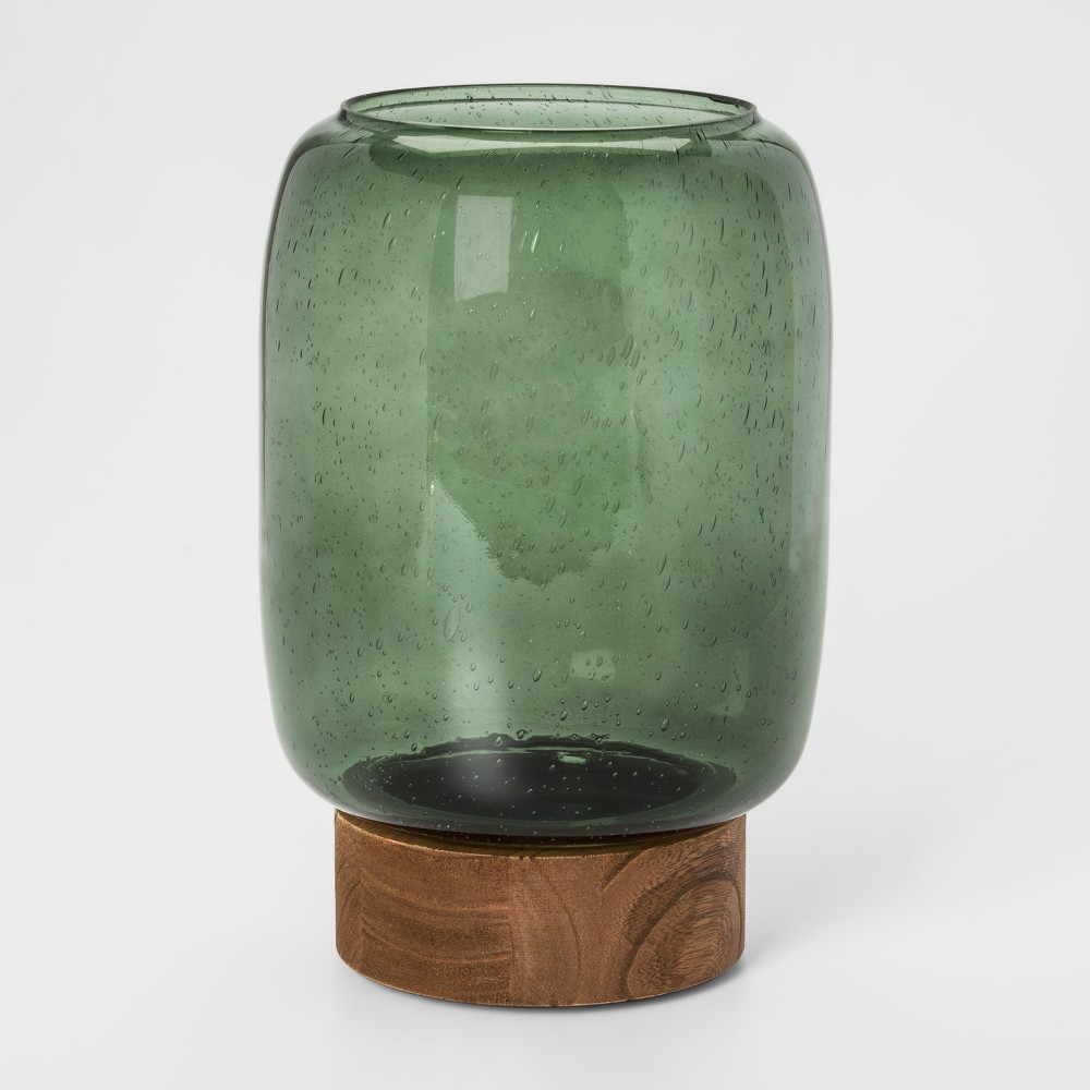 Vase Speckled Glaze - Green - Project 62