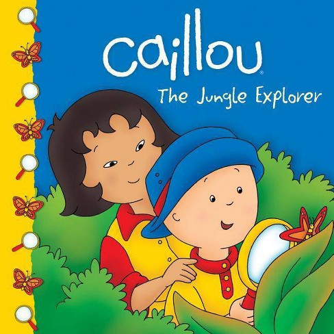 Caillou - (Caillou 8x8) (Paperback) - image 1 of 1