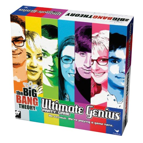 "Cardinal The Big Bang Theory Ultimate ""Genius"" Party Game - image 1 of 2"