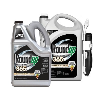 Roundup 365 Herbicide Refill Bundle with Wand