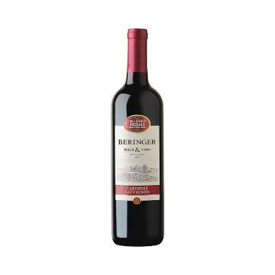 Beringer Cabernet Sauvignon Red Wine - 750ml Bottle