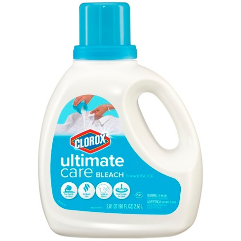 Clorox Ultimatecare Bleach Soft Cotton Scent 90 Oz Target