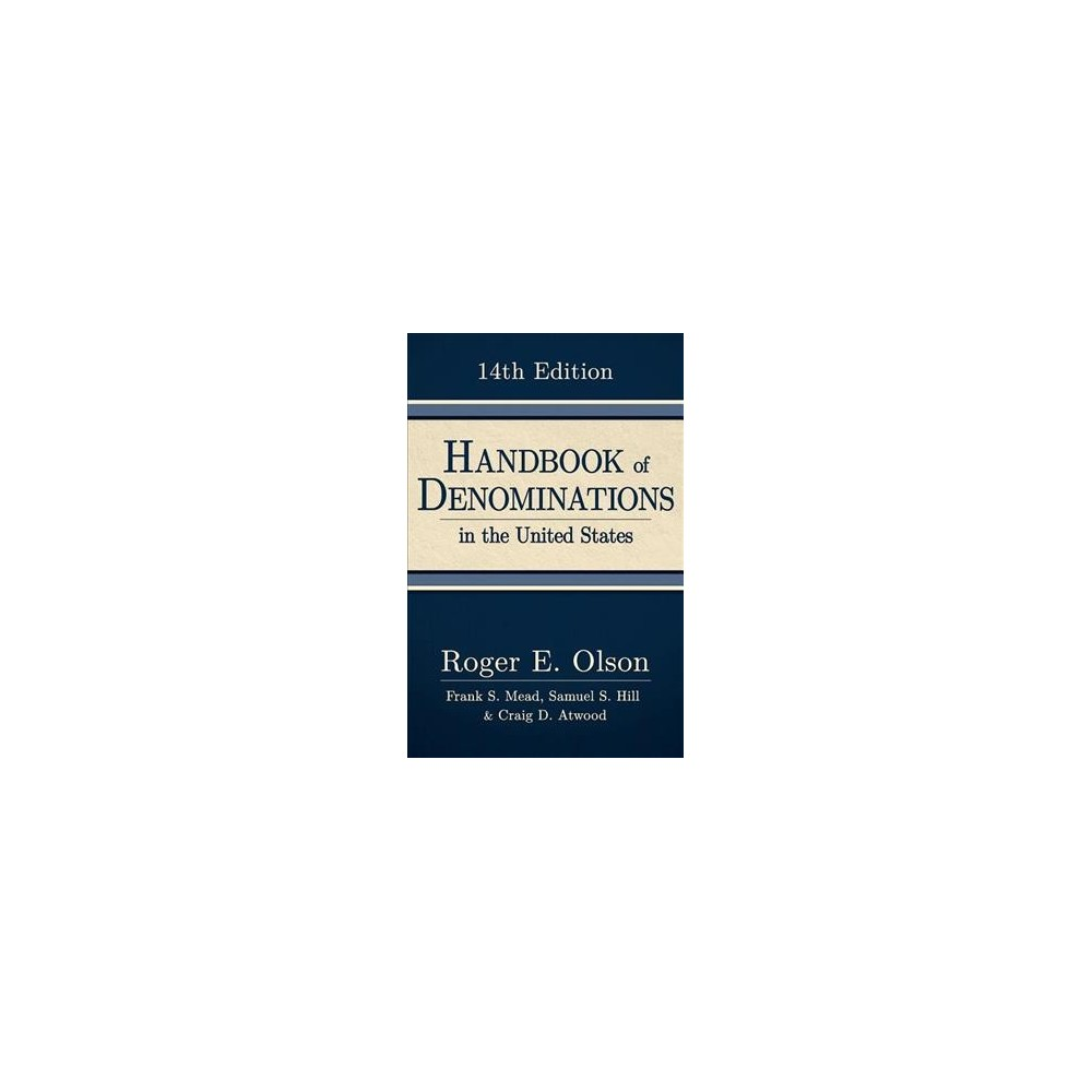 Handbook of Denominations in the United States - 14 (Hardcover)