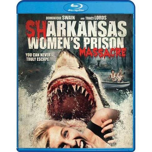 Sharkansas Women's Prison Massacre (Blu-ray) - image 1 of 1