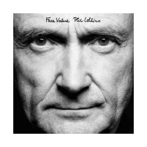 Phil Collins - Face Value (CD) - image 1 of 1