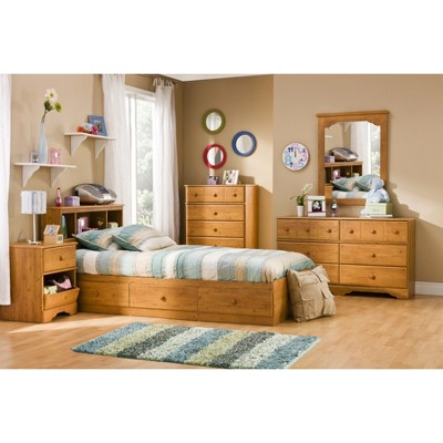 Little Treasures Kids Dresser Country Pine - South Shore