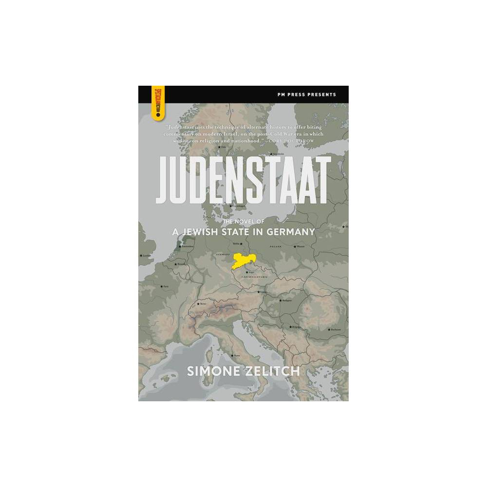 Judenstaat Spectacular Fiction By Simone Zelitch Paperback