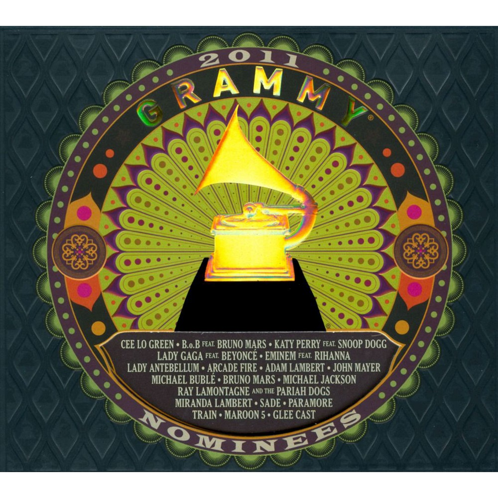 Various Artists - 2011 Grammy Nominees (CD)