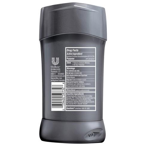 fda43a480 Dove Men+Care Elements Minerals And Sage Antiperspirant Stick - 2.7oz    Target