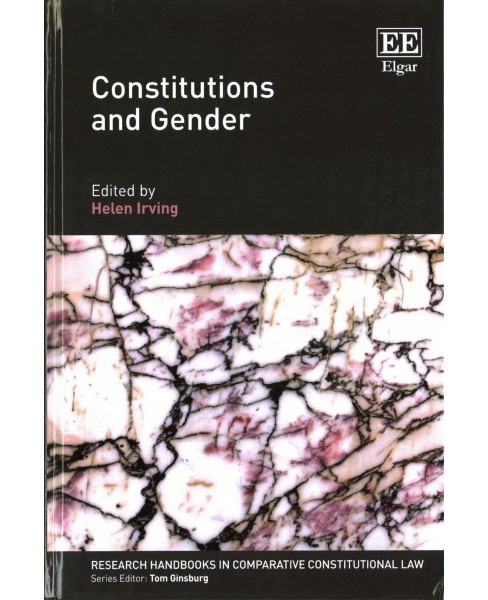 Constitutions and Gender (Hardcover) - image 1 of 1