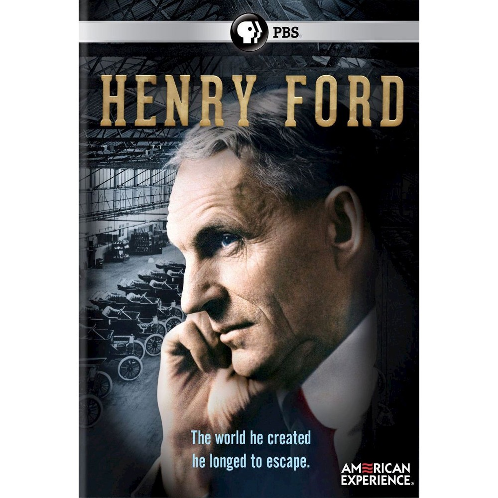 American Experience:Henry Ford (Dvd)