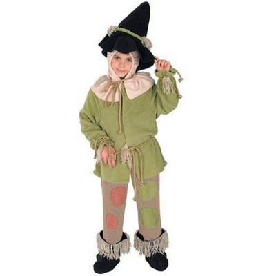 Rubies The Wizard of Oz  Premium Scarecrow Toddler / Child Costume - Toddler