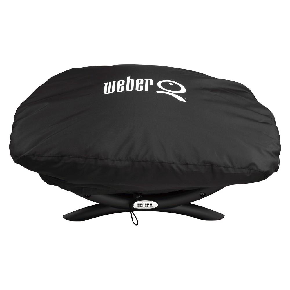 Weber Q 100/1000 Series Cover, Black