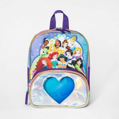 Toddler Girls' Princess Backpack - Purple